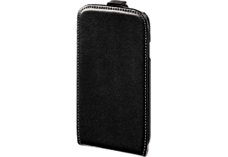 "HAMA ""Smart Case"" Flip Cover, HTC, One, Leder (Obermaterial), Schwarz"