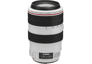 CANON EF 70-300mm f/4-5.6L IS USM Telezoom Objektiv für Canon EF , 70 mm - 300 mm , f/4-5.6