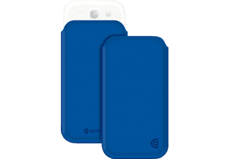 GRIFFIN GR-GB37921, Sleeve, Galaxy S4, Blau