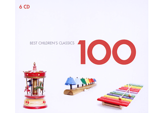 Various - 100 Best Childrens Classics - (CD)