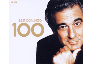 Plácido Domingo, Various - 100 Best Placido Domingo [CD]
