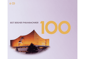Various, Berliner Philharmoniker - 100 Best Berliner Philharmonik [CD]