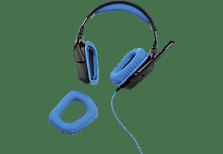 LOGITECH G430 Headset Schwarz