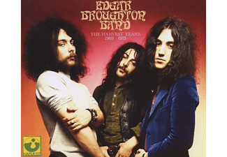 Broughton Edgar B - The Harvest Years (1969-1973) [CD]