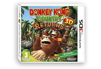 Donkey Kong Country Returns 3D | 3DS