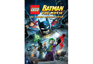 LEGO Batman: The Movie | DVD