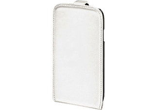 HAMA Flap-Tasche Smart Case, Flip Cover, Galaxy S4, Weiß