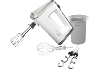 KRUPS Handmixer GN 9011 3 MIX 9000 DELUXE WHITE COLLECTION