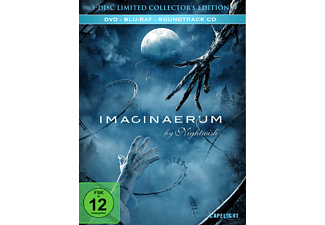 Imaginaerum by Nightwish [Blu-ray + DVD]