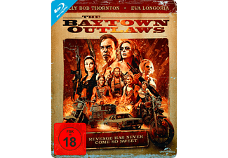 The Baytown Outlaws (Steelbook Edition) - (Blu-ray)