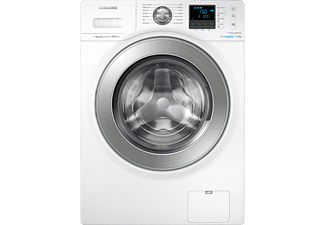 samsung waschmaschine wf 12f9e6p4w a u min mediamarkt. Black Bedroom Furniture Sets. Home Design Ideas