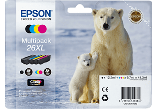 EPSON T2636 Multipack XL