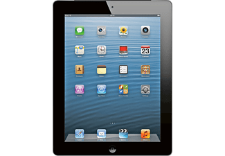 "APPLE iPad 16 GB 9.7"" Wi-Fi Retina zwart (MD510NF/A)"