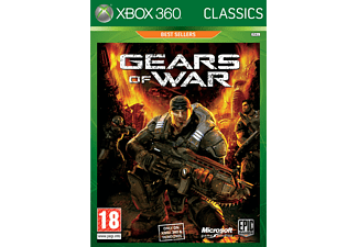 Gears of War Third-person shooter Xbox 360