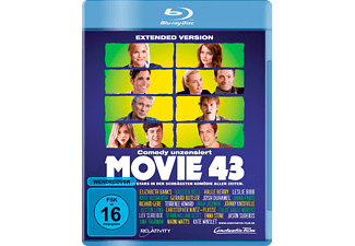 Movie 43 - (Blu-ray)