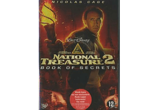 National Treasure 2 - Book Of Secrets | DVD