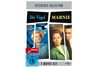 Hitchcock Collection: Die Vögel / Marnie (2 Movie Set) [DVD]