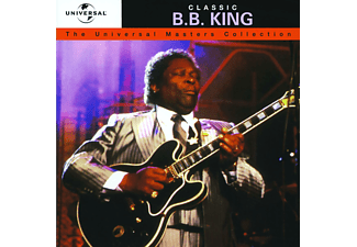 B.B. King - Universal Masters Collection [CD]