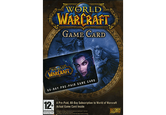 ACTIVISION WoW - 60 Days Game Time Card