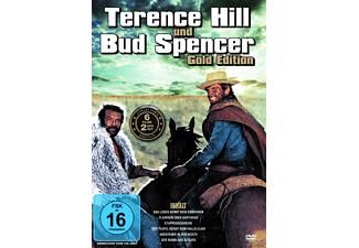 Terence Hill und Bud Spencer Gold Edition DVD-Box - (DVD)