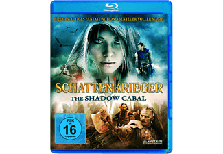 Schattenkrieger - The Shadow Cabal [Blu-ray]