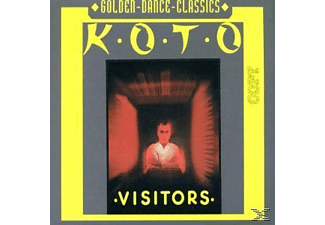 Koto - Visitors - (Maxi Single CD)