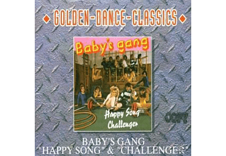 Baby's Gang - Happy Song - (Maxi Single CD)