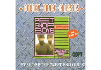 Pet Shop Boys - West End Girls - (Maxi Single CD)