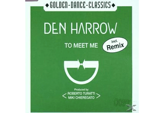 Den Harrow - To Meet Me [Maxi Single CD]