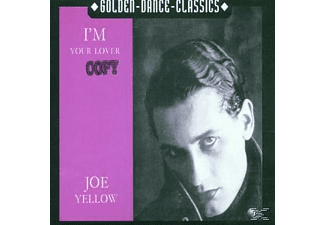 Joe Yellow - I'm Your Lover - (Maxi Single CD)