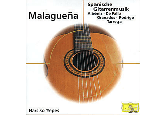 Schlage, Narciso Yepes - MALAGUENA-GITARRENHITS [CD]