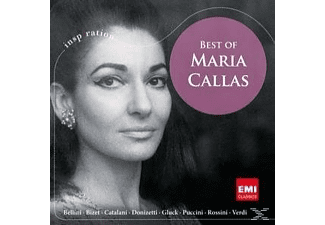Maria Callas - BEST OF MARIA CALLAS [CD]