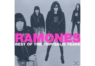 Ramones - BEST OFTHE EMI/CHRYSALIS YEARS [CD]