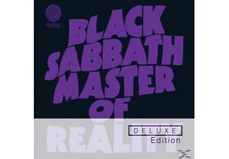 Black Sabbath Master Of Reality (Deluxe Edition) CD