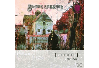 Black Sabbath -  Black Sabbath (Deluxe Edition) [CD]