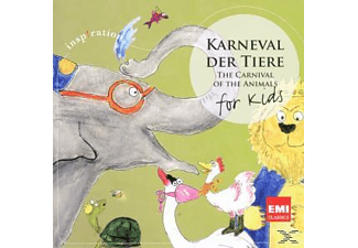 Various - Karneval Der Tiere-For Kids - (CD)