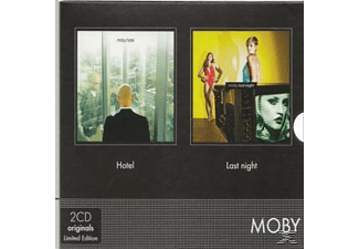 Moby - Hotel + Last Night [CD]