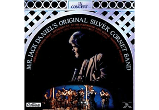 Mr. Jack Daniels' Original Silver Cornet Band - Hometown Saturday Night - (CD)