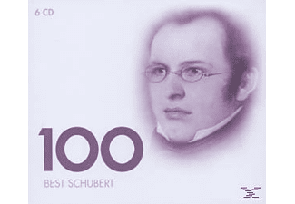 Various - 100 Best Schubert [CD]