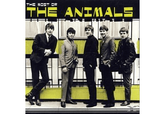 The Animals - Most Of The Animals [CD]