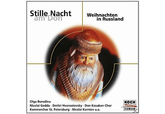 VARIOUS - STILLE NACHT AM DON [CD]