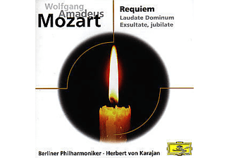 VARIOUS, Lipp/Dermota/Berry/Karajan/BP - Requiem Kv 626/+ - (CD)