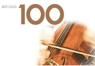 Various - 100 Best Cello [CD]