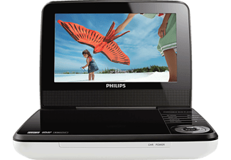 philips pd7030 12 tragbarer dvd player kaufen saturn. Black Bedroom Furniture Sets. Home Design Ideas