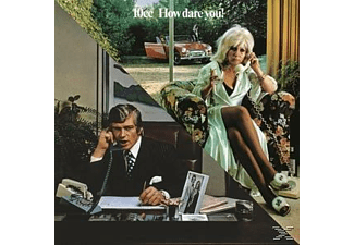 Ten Cc, 10cc - How Dare You - (Vinyl)