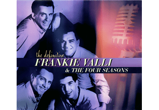 Frankie Valli & The Four Seasons - The Definitive Frankie Valli [CD]