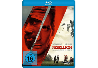REBELLION - (Blu-ray)