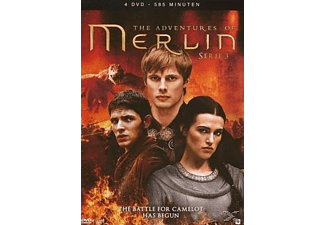 The Adventures Of Merlin - Serie 3 | DVD