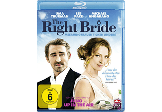 The Right Bride - Meerjungfrauen ticken anders [Blu-ray]