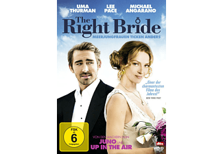 The Right Bride - Meerjungfrauen ticken anders [DVD]